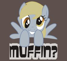Derpy Hooves - Muffin? by KittyLover