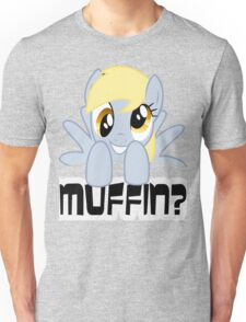 Derpy Hooves - Muffin? Unisex T-Shirt