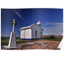 Crowdy Head Lighthouse Poster