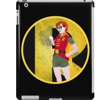 Dick who? (Vintage) iPad Case/Skin