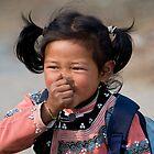 Hani Schoolgirl by Jeanne Frasse