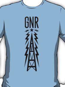 Galaxy News Radio - Black T-Shirt