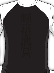 Galaxy News Radio - Black T-Shirt