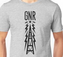 Galaxy News Radio - Black Unisex T-Shirt
