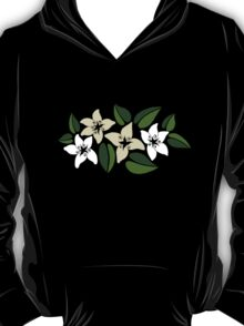 Tropical Flowers 2 T-Shirt