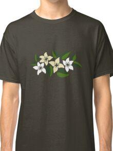 Tropical Flowers 2 Classic T-Shirt