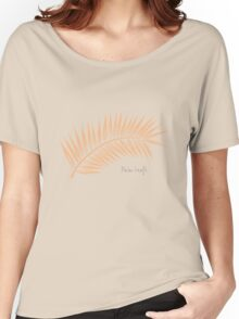 Palm Leaf 1 Women's Relaxed Fit T-Shirt