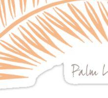 Palm Leaf 1 Sticker