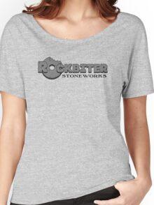 Rockbiter Stoneworks Women's Relaxed Fit T-Shirt