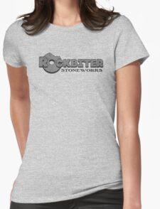 Rockbiter Stoneworks Womens Fitted T-Shirt