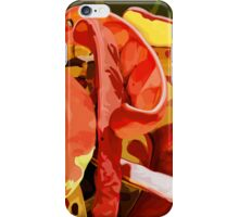 Fire Fruits iPhone Case/Skin