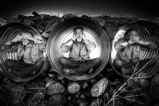 Tunnel Monkeys by Bob Larson