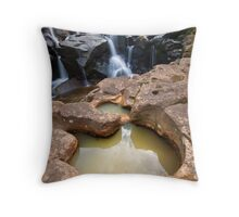 Mclarens crators Throw Pillow
