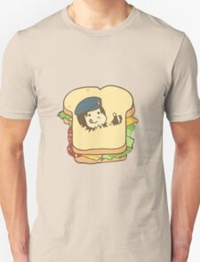 Resident Evil - Jill Sandwich Unisex T-Shirt