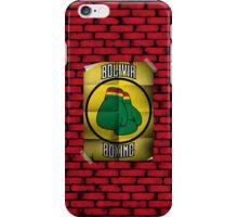 Bolivia Boxing iPhone Case/Skin