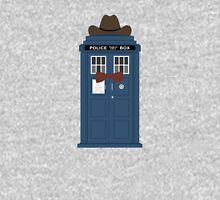 Doctor Who cowboy stetson hat TARDIS eleventh doctor  T-Shirt