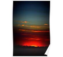 April Sunset 3 Poster