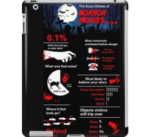 Horror Movie Cliches iPad Case/Skin