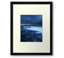 """Quintessence"" ∞ Point Arkwright, QLD - Australia Framed Print"