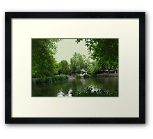 ✿⊱╮A TOUCH OF NATURE   ✿⊱╮ Framed Print