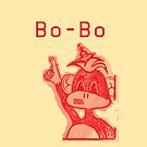 Bo-Bo Monkey by TravHave0413