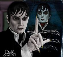 BARNABAS COLLINS BESIDES HIMSELF by Ray Jackson