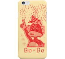 Bo Bo Retro iPhone Case/Skin
