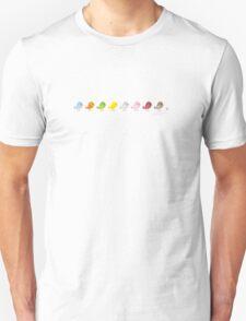 Pio Pio Colors T-Shirt