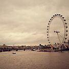 London Eye by Georgi Bitar