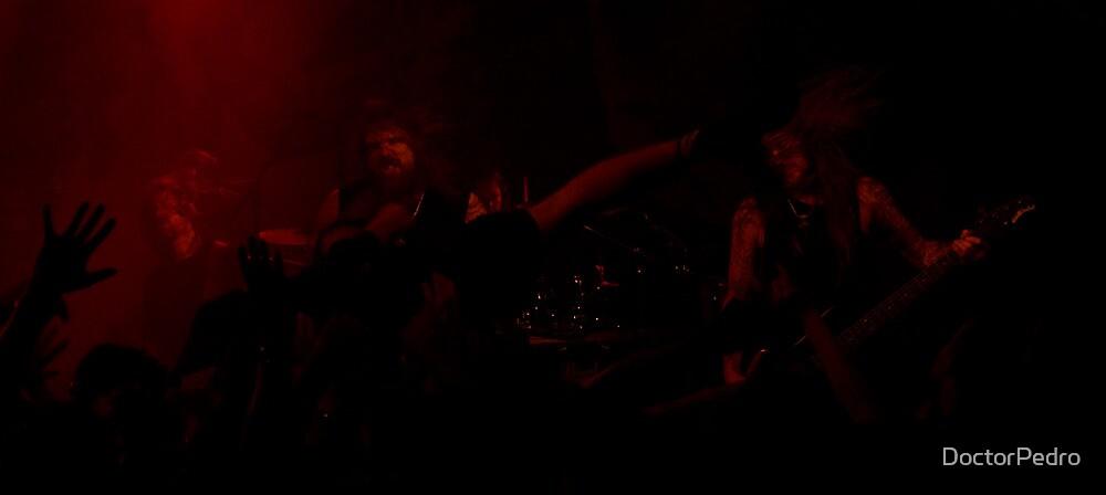 Amon Amarth Melbourne 16 April 2012 by DoctorPedro