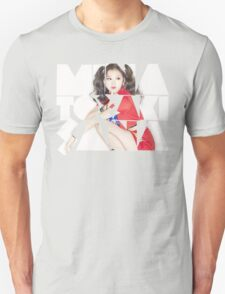 TWICE 'Minatozaki Sana' Typography T-Shirt