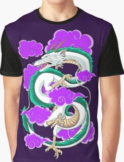 Haku Clouds Graphic T-Shirt