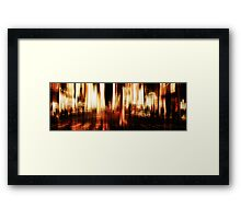 Fever Framed Print
