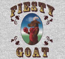 Fiesty Goat One Piece - Long Sleeve