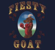 Fiesty Goat by Ejpokst