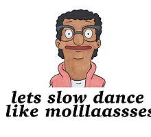 Lets slow dance like molasses  by laurajean1