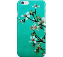 moody florets iPhone Case/Skin
