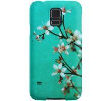 moody florets Samsung Galaxy Case/Skin