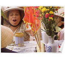Vietnam Women Poster