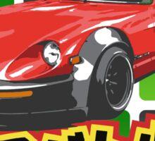 S30 Fairlady Z Sticker