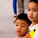 Children Vietnam by Shannon Friel
