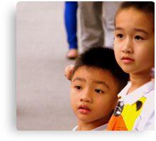 Children Vietnam Canvas Print