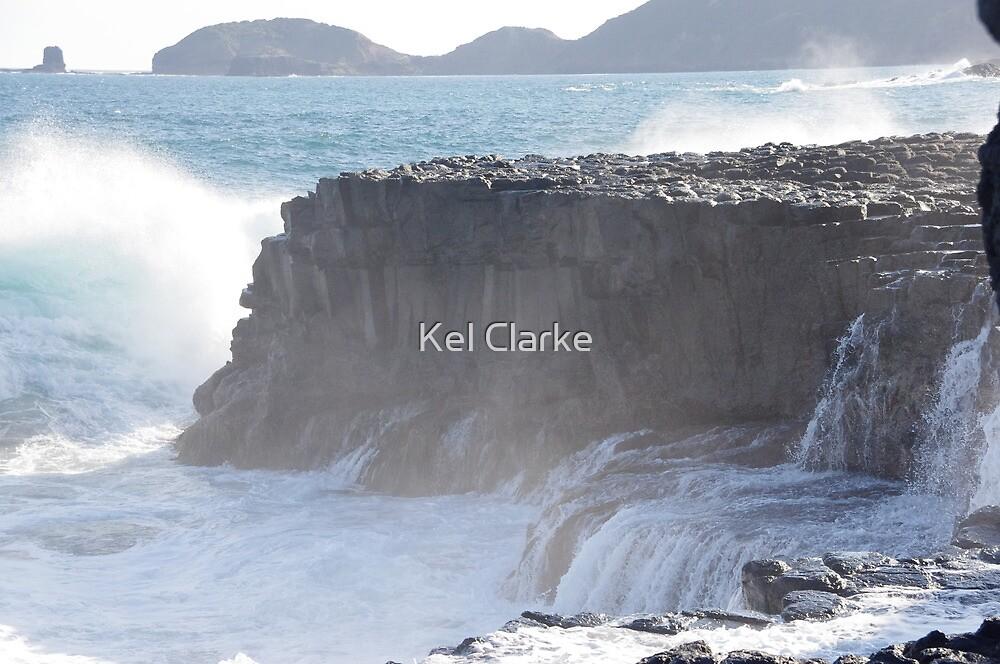 Bushrangers Bay, Cape Schanck, Victoria, II, 2012 by Kel Clarke