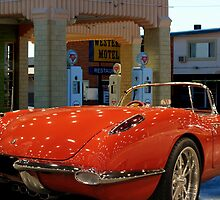 '59 Vette by freevette