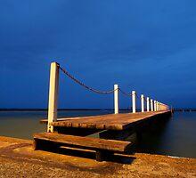 Walking on Water by JodieT