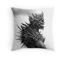 The Cursed King Throw Pillow