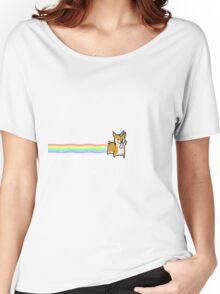 Nyan Space Unicorgi Women's Relaxed Fit T-Shirt