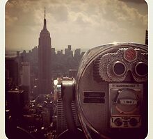 New York City - Empire State Building by PhilM031