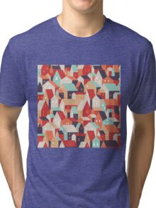 Little town. Tri-blend T-Shirt