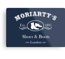 Moriarty's Shoe Shop Metal Print